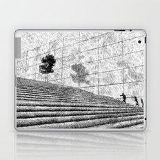 Fingerprint - Stairway Laptop & iPad Skin
