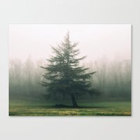 portland Canvas Prints featuring Portland  by Joe Greer