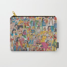 Betty and Veronica Collage Carry-All Pouch