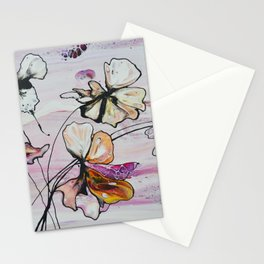 Loose Sunset Bouquet Stationery Cards