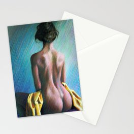 Nude 01 (2012) Stationery Cards