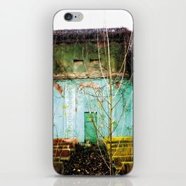 Nature finds the way inside... and outside... iPhone Skin