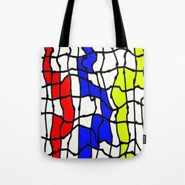 Take The Colourful Path Tote Bag