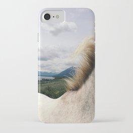 Horse Back iPhone Case
