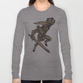 Link Paper Craft Long Sleeve T-shirt