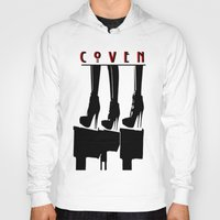 coven Hoodies featuring Coven by Ruler Of Nothing Important