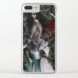 """""""Liza"""" Clear iPhone Case"""