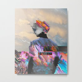 Zaaco Metal Print