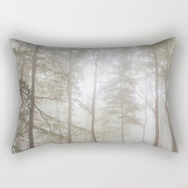 Autumn's Fog Rectangular Pillow
