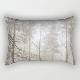 Autumn's Fog Rectangular Pillow