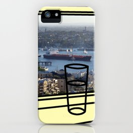 Helen of Greenwich iPhone Case