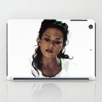 melissa smith iPad Cases featuring Melissa by @cuisle