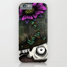 Zombie Skull Planter iPhone 6s Slim Case