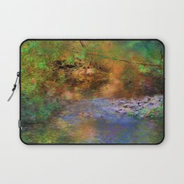 Fantasy Lake Stream Laptop Sleeve