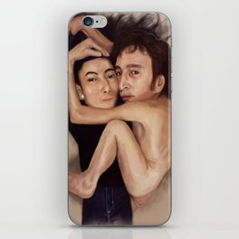 John and Yoko iPhone Skin