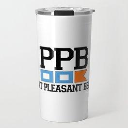 Point Pleasant Beach - New Jersey. Travel Mug