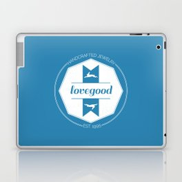 Lovegood Handcrafted Jewelry Laptop & iPad Skin