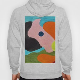 Shapes on a Hill Hoody