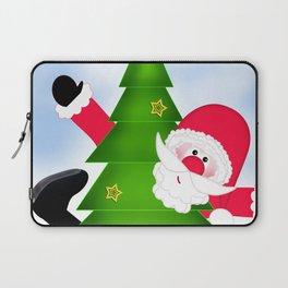 Upsi Santa Claus CB Laptop Sleeve