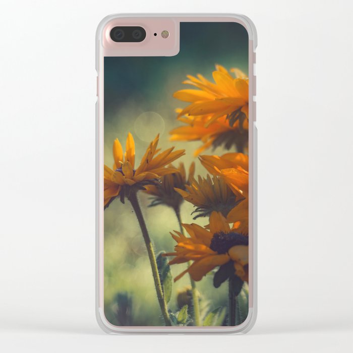 Don't Pass Me By Clear iPhone Case