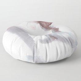 Soft Rain Floor Pillow