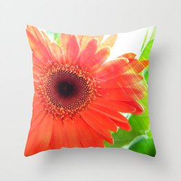 Glowing Throw Pillow