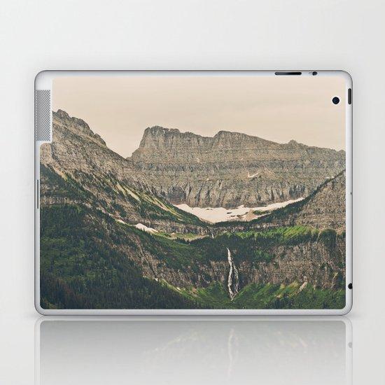 Mountain Waterfall Laptop & iPad Skin