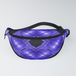 Purple Passion Pattern 1 Fanny Pack