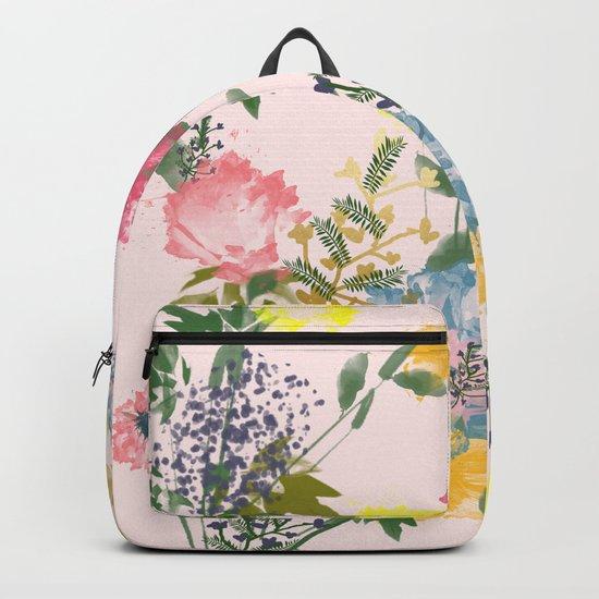 Vivacious #society6 #decor #buyart Backpack