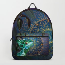 Basilisk Lizard Backpack