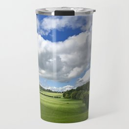 Summer Landscape Travel Mug