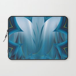 Color Meditation - Blue  Laptop Sleeve