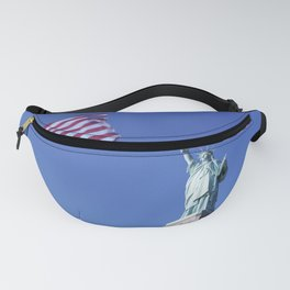 The statue of liberty Fanny Pack