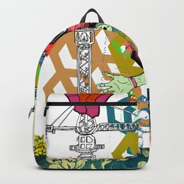 Of The Enemy Backpack