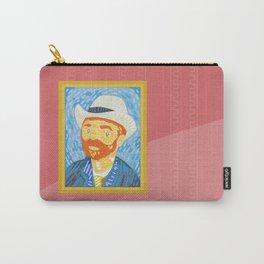 Selfie Van Gogh Carry-All Pouch