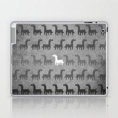 White Unicorn Laptop & iPad Skin