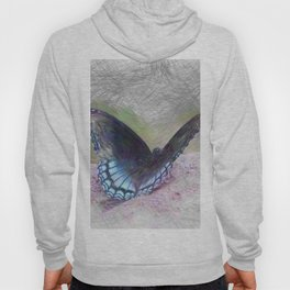 Artistic Animal Butterfly Hoody
