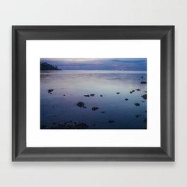 Sunset, Koh Phangan 02 Framed Art Print