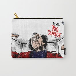 Shine On You Bat-Shit Crazy Diamond Carry-All Pouch
