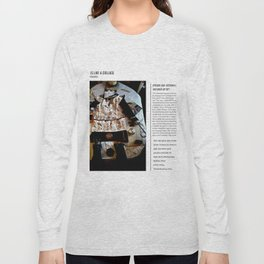 My Life Is Like A Collage / Art Stories Long Sleeve T-shirt