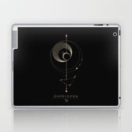 Capricorn Zodiac Constellation Laptop & iPad Skin
