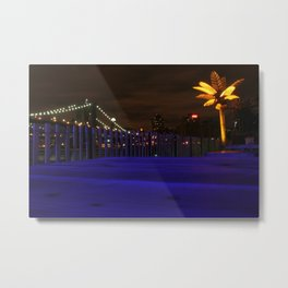 Heart Of New York Metal Print