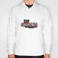 snatch Hoodies featuring Snatch Double Cherry Cream Stout by Pen Island Brewing Company