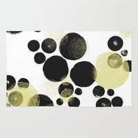 popart Area & Throw Rugs featuring Popart No.2 by soupdesign