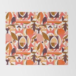 tango in the autumn ... Throw Blanket