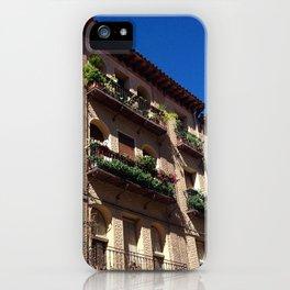 Hostal iPhone Case