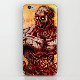 Just a Flesh Wound... iPhone Skin
