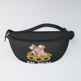 Pig Mom - Cute Piggy Fanny Pack