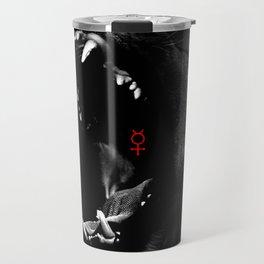 Roaring Animal Mouth Travel Mug