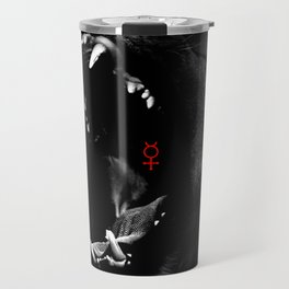 Roaring Animal Mouth Travel Mug